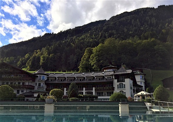 Stock Resort Zillertal Finkenberg